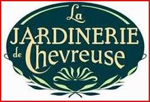 Logo jardinerie de Chevreuse