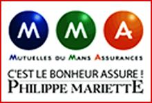 Logo MMA Mariette